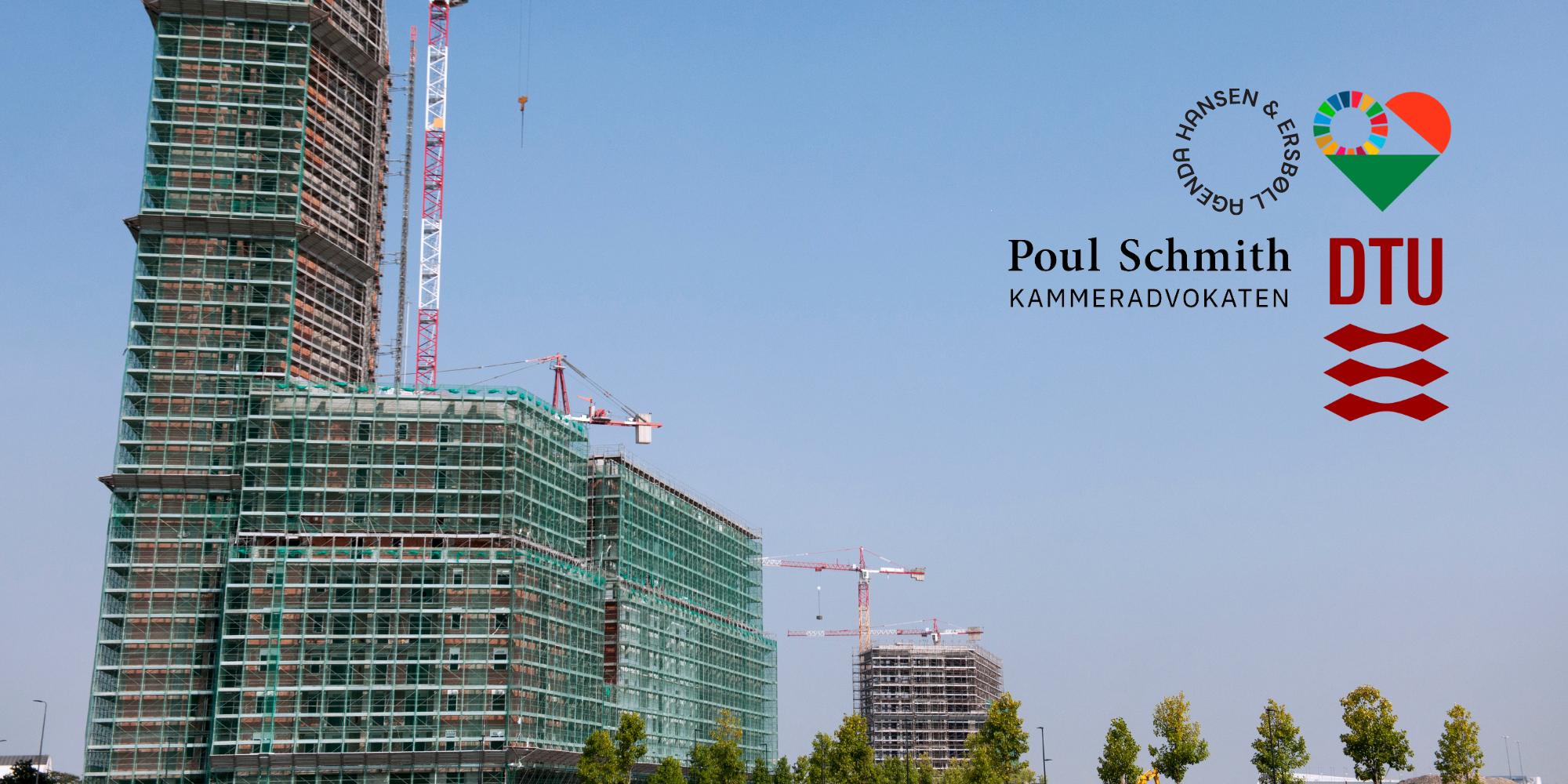 Seminarer om bæredygtigt byggeriet