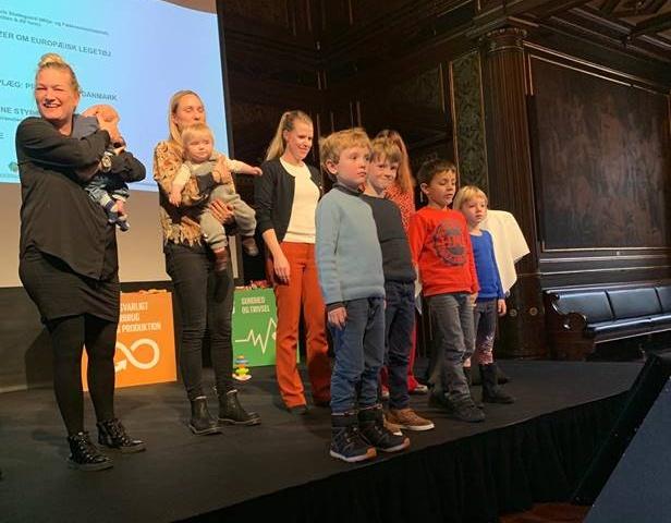 Den danske legebranche skal sikre grønt og sikkert legetøj i en tid med ureguleret legetøj fra digitale gigantplatforme