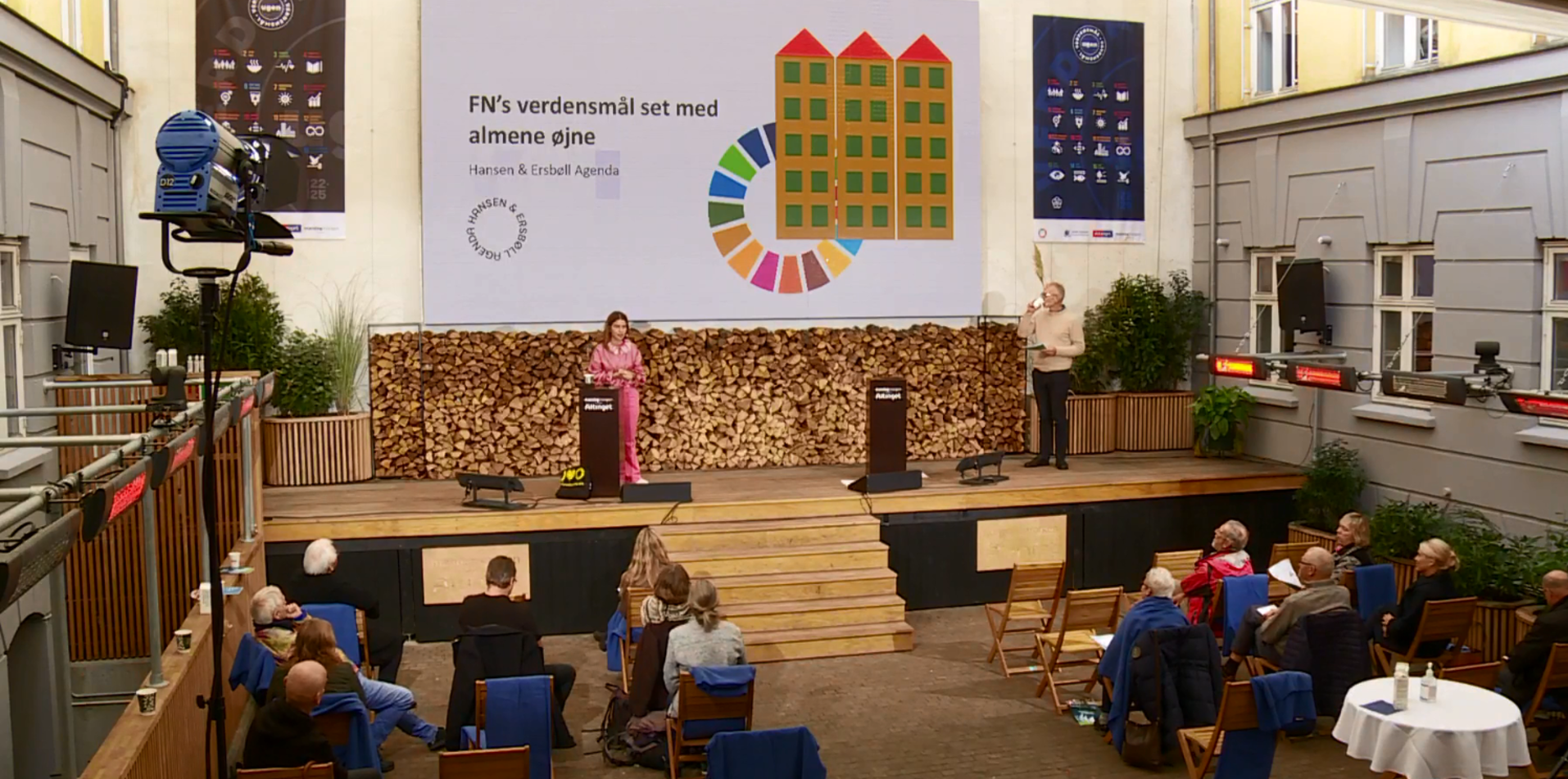 Målbar bæredygtighed i den almene boligsektor er vejen frem