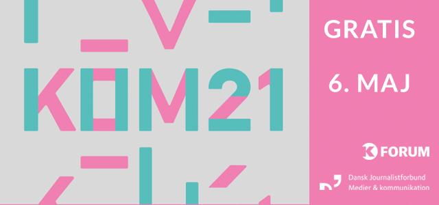 Skal du med til årets Digital KOM21?